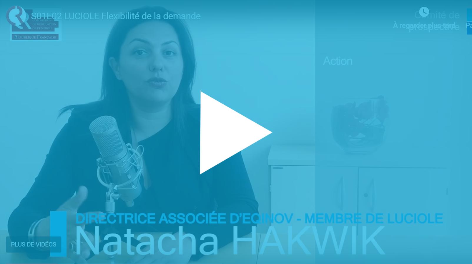 Natacha Hakwik - CRE