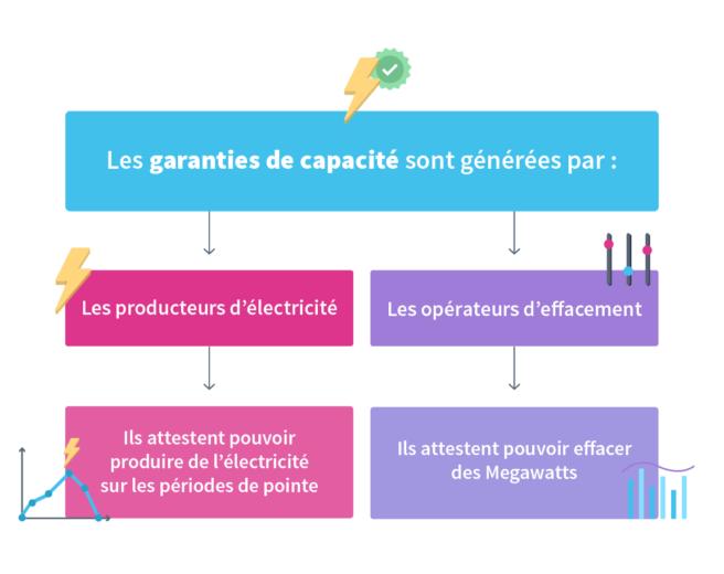 mécanisme de capacité flexibilité électrique