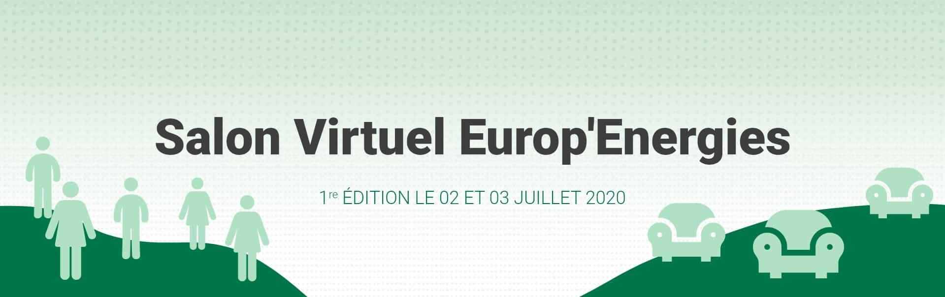 Salon Virtuel Forum Europ'Energies