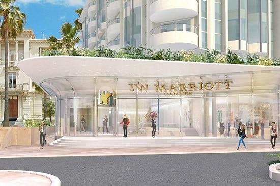 Hôtel JW Marriott de Cannes – valorisation de chaleur fatale sur groupe froid