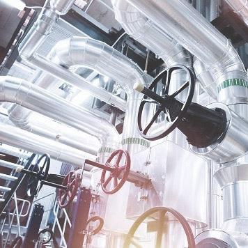 tuyaux décarbonation industrie