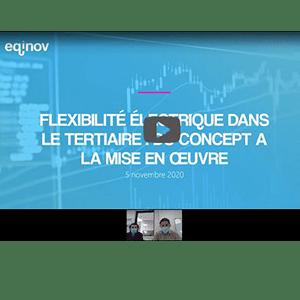 FLEXIBILITÉ ÉLECTRIQUE, BÂTIMENTS TERTIAIRES : DU CONCEPT À LA MISE EN ŒUVRE