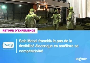 effacement électrique Safe Metal